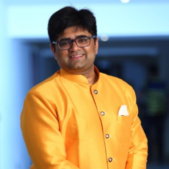 Profile picture of NAKUL G RUPAREL